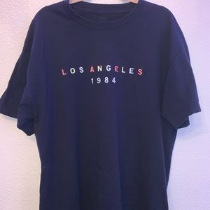 brandy melville over sized tee